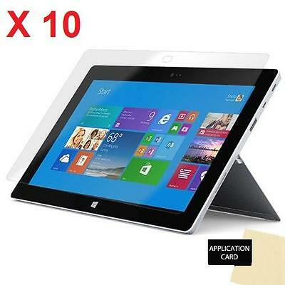 PREMIUM SCREEN PROTECTOR Microsoft Surface 2 & Surface Pro 2 Tablet - 3 PACK