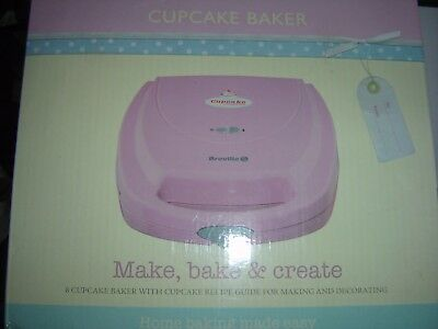 Breville Cupcake Baker-with box and Instructions