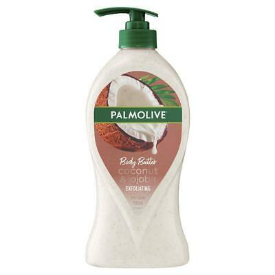 Palmolive Shower Gel Body Butter Coconut Scrub 750ml