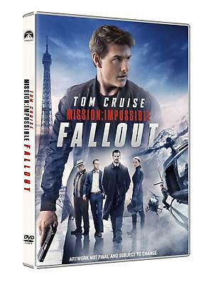 Dvd Mission: Impossible - Fallout (2018) .......NUOVO