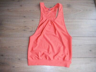 Sweaty Betty Racer Back Workout Top Size Small