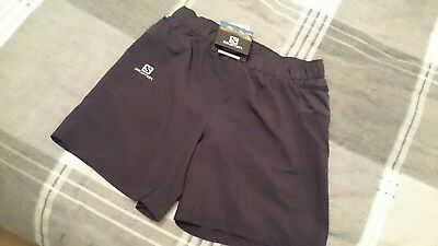Salomon Trail Runner Mens Running Shorts - Medium M