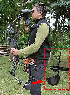compound bow holster bow holder bogenhalter bogenholster reggiarca reggi arco