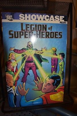 DC Showcase Presents Legion of Super-Heroes Volume 3 DC TPB Superboy Universo