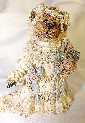Boyds Bears Bailey the Bride #227712 Bearstone