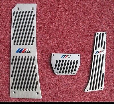 Pedaliera Pedali At KIT BMW 5 Series X3 Z4  GT F10 F18 E83 F25 E85 E86 E89