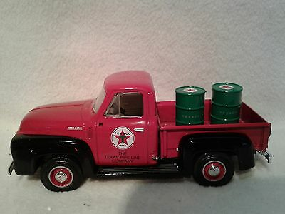 First Gear 19-1688 No.3 Texaco Pipeline 1953 Ford Pickup Truck 1/34