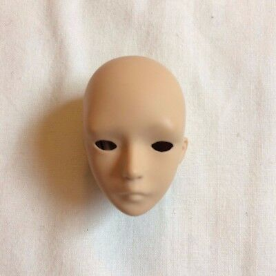 Dollmore part head for 12inch DONA head (ABS) Normal skin for OOAK BJD doll