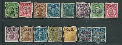 Philippines Interesting Usa Administration Used Mh Last 2 Stamps High Values