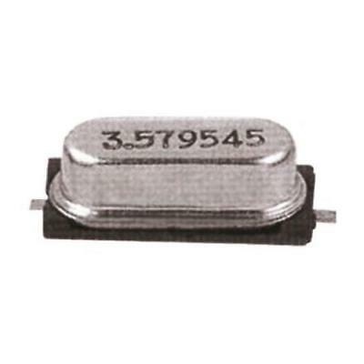 250 x AKER Crystal 9.83MHz, ±30ppm, 2-Pin HC-49-US SMD