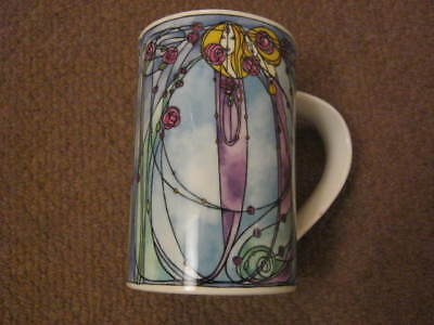 Dunoon Lennox in the style of Mackintosh Mug