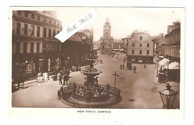 Rp High Street Dumfries Dumfriesshire Scotland Used