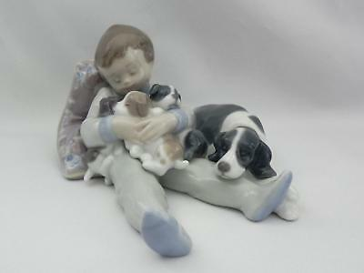 GORGEOUS Lladro **SWEET DREAMS** #1535 First Quality - w/box MINT!