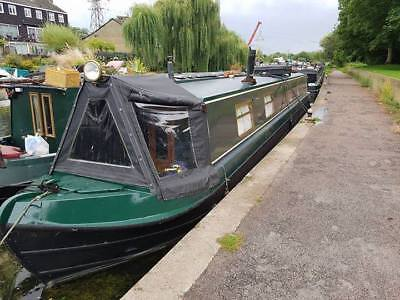 58ft Narrowboat with London Mooring - 2006 Liverpool Hull