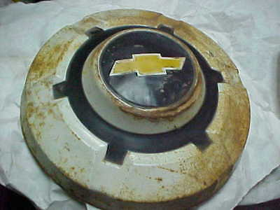 73 To 79 3/4 Ton Chevy Truck Dog Dish Painted Hubcap