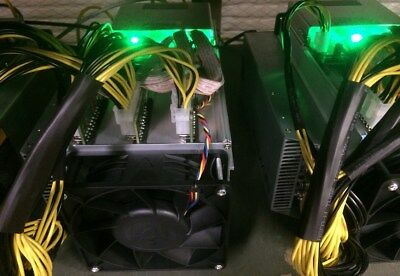 Bitmain Antminer S9 24HR 13.5TH/s *MINING CONTRACT*