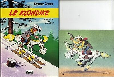 MORRIS LUCKY LUKE LOT PUBLICITÉS COLLECTORS AFFICHES CARTES POSTALES etc.