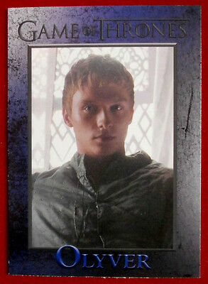 GAME OF THRONES - Season 4 - Card #86 - OLYVER - Rittenhouse 2015