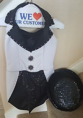 Dance Musical Theater Costume Child Size Large