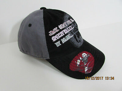 Disney's Nightmare Before Christmas - Lock, Shock and Barrell Baseball Cap - New