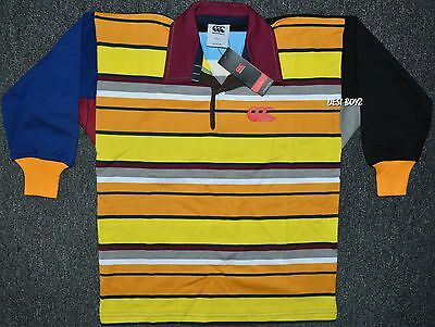 BNWT - Kids Ugly Rugby Jersey Canterbury Uglies Shirt - Size: 8