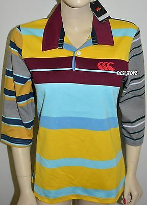 BNWT - Womens Ugly Rugby Jersey Canterbury Uglies - Size: 14