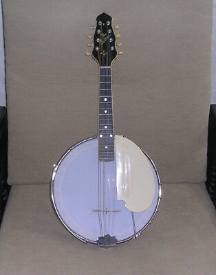 c. 1924 Vintage Gibson MB-4 Mandolin Banjo  Beautiful Example  w/OHSC  Excellent