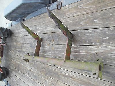 2pt implement fasthitch tractor IH 450 560 350 300 400 cultivator tool bar carry