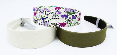 NEW 3 PIECE Lot of Womens Wide Headbands from Target nwt  HOO72-76 ... 9c4a937d6bf