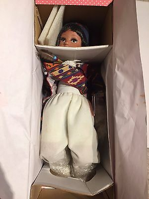 "NEW Paradise Galleries Treasury Collection Joyful Soul  Doll 18"" Premiere Ed."
