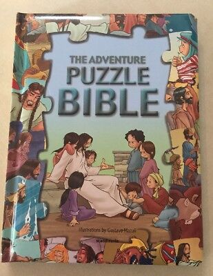 Adventure Puzzle Bible by Scandinavia Publishing House (Loose-leaf, 2006)