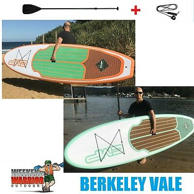 "ABS THERMO Stand up Paddle Board ""So Versatile + Hit it with a Hammer BARGAIN!!"