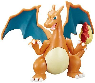 Brand new Takaratomy Pokemon Sun Moon EX ESP-02 Action Figure Charizard