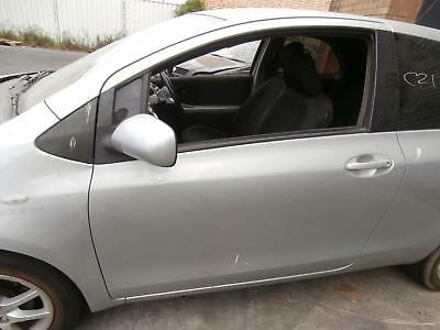 Toyota Yaris Left Front Door Window Ncp9#, 3Dr Hatch, 10/05-10/11 05 06 07 08 09