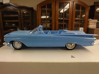 Amt Built 1959 Chevrolet Conv Craftsman Series Kit 1/25Th Scale