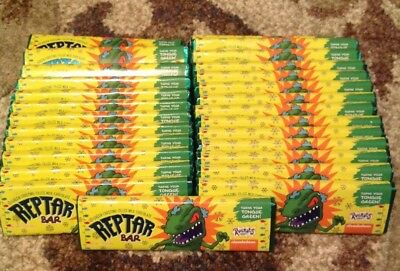 Reptar Chocolate Bar *Rugrats* Ships as soon as payment is received :)