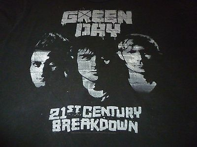 Green Day Shirt ( Used Size XL ) Very Good Condition!!!