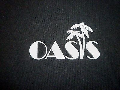 Oasis Tour Shirt ( Used Size L ) Very Good Condition!!!
