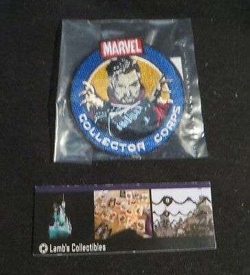 Doctor Strange Marvel Collectors Corps exclusive patch only