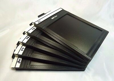 """""""Exc!!""""Lot of 5"""" Fidelity Elite 4x5 inch Cut Film holders"""" From Japan"""