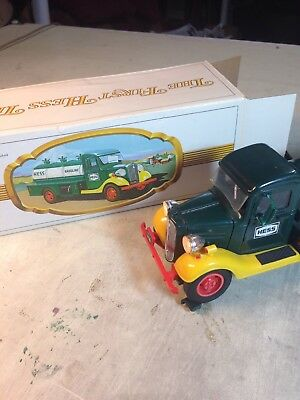The First Hess truck, with original box
