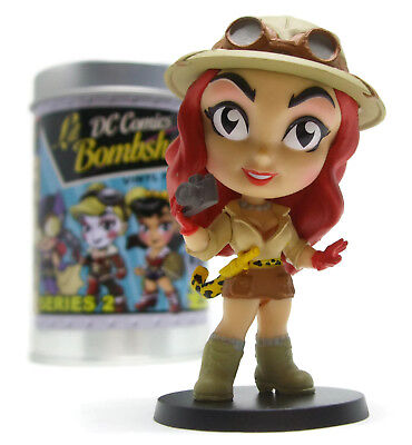 DC Comics LIL BOMBSHELLS Series 2 CHEETAH Vinyl Figure Cryptozoic