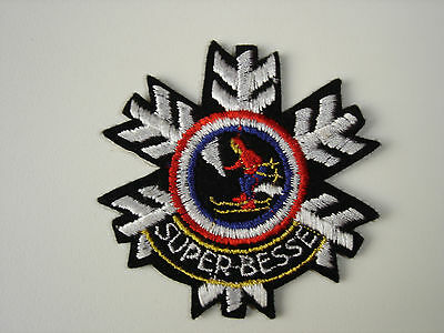 patch SKI SUPER-BESSE