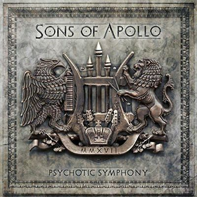 Sons Of Apollo - Psychotic Symphony - CD - New (2017)