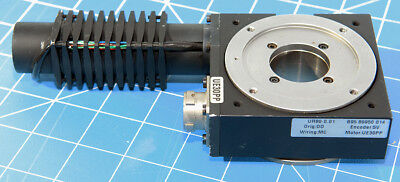 1)Newport Klinger UR80 360° Motorized Rotary/Rotation Stage UE30PP Stepper Motor