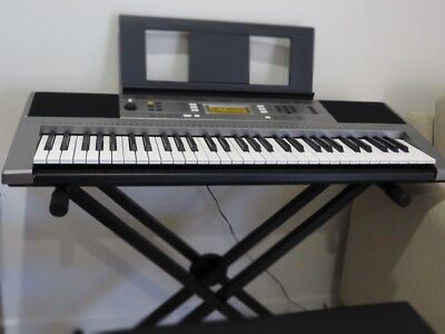yamaha piano keyboard 61 keys