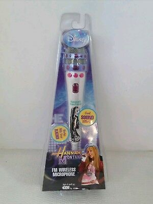 New & Sealed Hannah Montana FM WIRELESS MICROPHONE