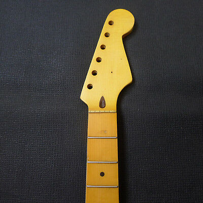 Stock 50s Style STRATOcaster Maple Neck Vintage Series