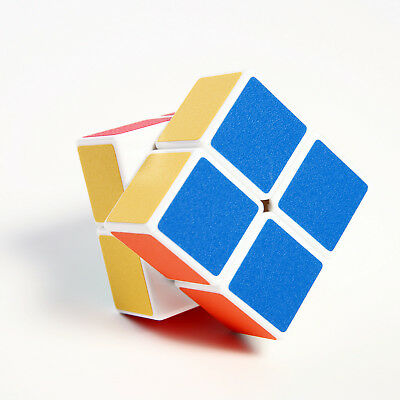 STORE Matte 2x2x2 Magic Cube Professional ABS Speed Cube Puzzle Twist Xmas Gifts