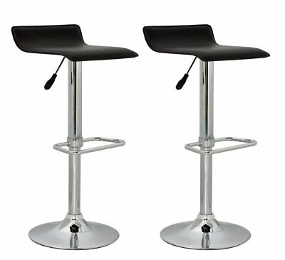 vidaXL 2 x DESIGN Barhocker Bar Stuhl Hocker LOUNGE Sessel Küche Barstühle 59